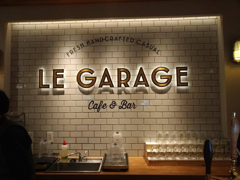 LE GARAGE梅田 蔦屋書店 - ル・ガラージュ