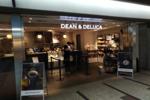DEAN&DELUCA CAFE クリスタ長堀店 - ディーン&デルーカ カフェ