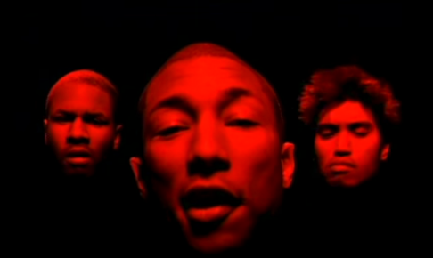 N.E.R.D. - She Wants To Move